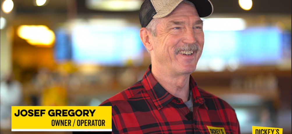 Dickeys BBQ Franchise Review Josef Gregory