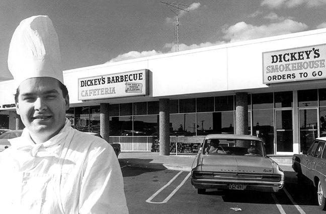 Dickeys BBQ Pit Franchise