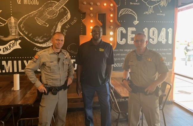 Dickey's Owner/Operator Lewis Green in Maricopa, AZ