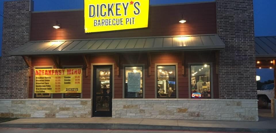 Dickeys Barbecue Pit Franchise
