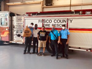 FL-1640 OO Sunny Patel did drop for Pasco County Fire Rescue